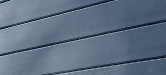 anthracite grey cladding